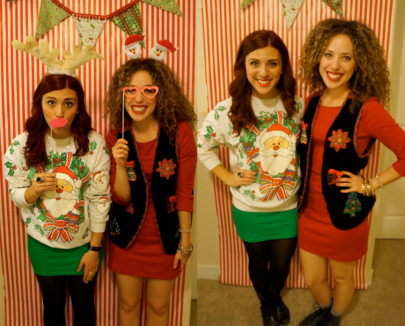 Day 7: Gourmet Gab and Simply Audree Kate's Ugly Sweater Party ...