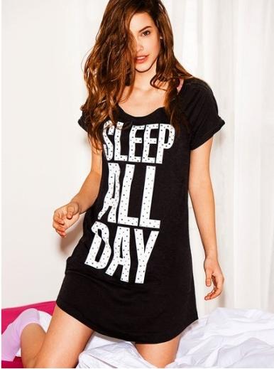 vs sleep shirt