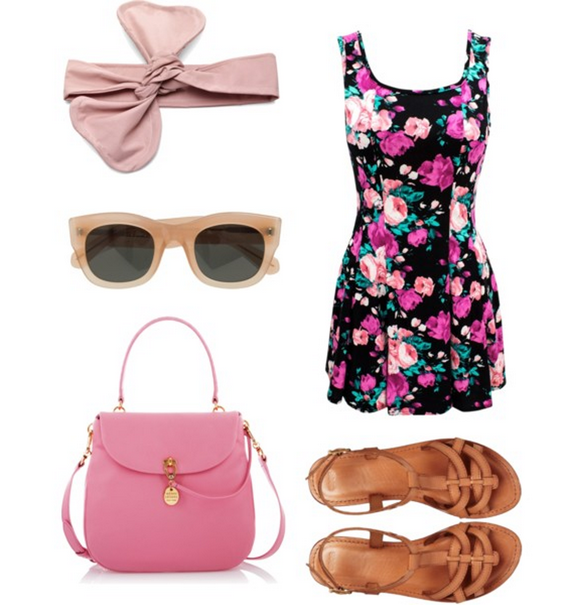 spring break outfits | Simply Audree Kate
