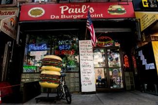 Paul's Da Burger Joint - c/o Birthdays and Bottles