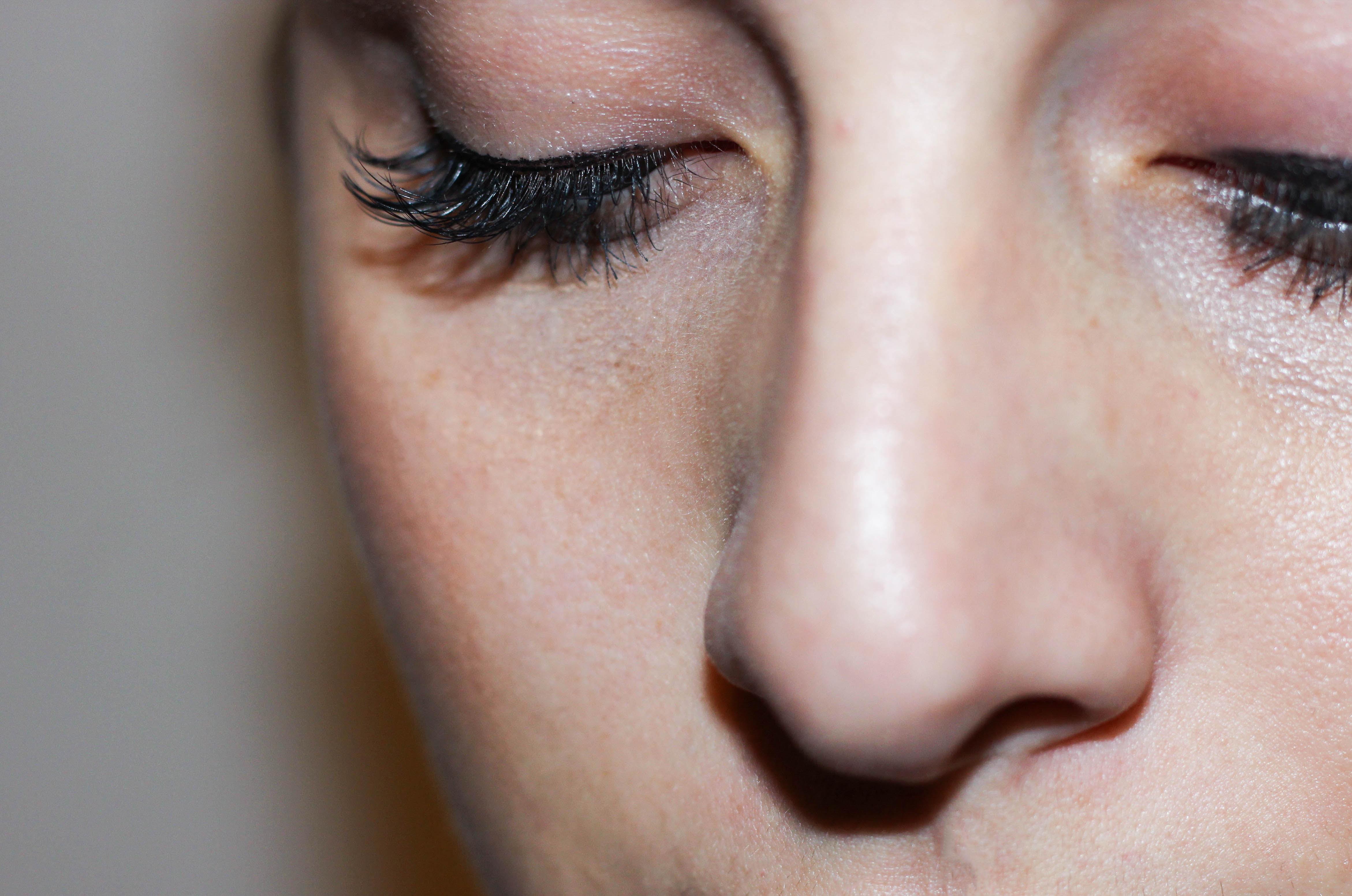 True Life I Got Eyelash Extensions Simply Audree Kate